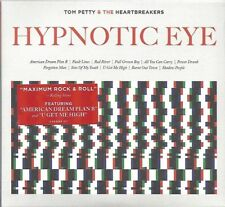 TOM PETTY & THE HEARTBREAKERS / HYPNOTIC EYE * NEW CD * NEU *