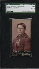 1894 Mayo N302 Football Card-George Grey-N302-Harvard