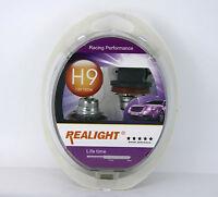 H9 Super Bright White HID Look Xenon Halogen Headlights Globes Bulbs 12V 100W