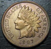 1907 Indian Head Cent  --  MAKE US AN OFFER!