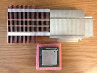 Poweredge 1850 Xeon 2.8Ghz 2MB 800FSB Processor Kit XD360
