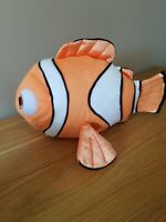 "Disney Store Finding Nemo Stamped Plush / Soft Toy Approx 16"" - MINT"