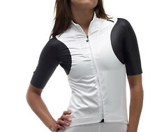 Assos Women's Short Sleeve JerseyShell Emergency Protector Ultralig White Size L