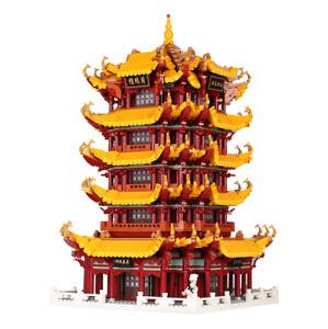 Xingbao - XB-01024 - Yellow Crane Tower (6794 PCS)(ships from Canada)