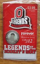 Ohio State Chris Spielman Medallion Legends of the Scarlet and Gray