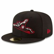 Richmond Flying Squirrels New Era Home Authentic Collection On-Field 59FIFTY