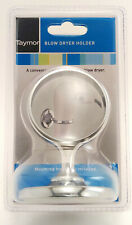 Blow Dryer Holder - Wall Mount - Bathroom Accessory and Vanity Organizer New