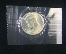 "1976 S Kennedy Half Dollar ""BU"" 40% Silver Bicentennial US Coin in Mint Cello"