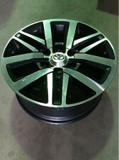 TOYOTA FORTUNER HILUX SR5 RIMS wheels, 18 inch 2017 NEW