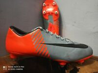 Nike Mercurial VI SG UK 9 US 10 EU 44 Football Boots soccer cleats W Cup Edition