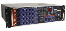 Vocopro HV-1200 1200 Watt Powered Mixer/Karaoke Mixing Amplifier w/Vocal FX