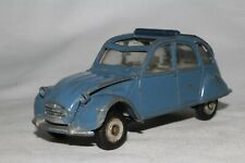 Dinky Toys #500, 1960's Citroen 2CV Sedan, Original