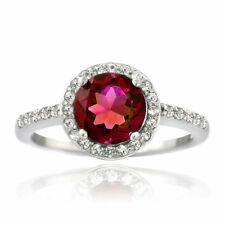 Heat & Pressure Ruby Fine Rings