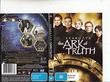 Stargate:The Ark of Truth-2008-Ben Browder-Movie-DVD