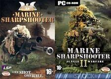 Marine Sharp Shooter & Marine Sharpshooter 2 - Jungle Warfare