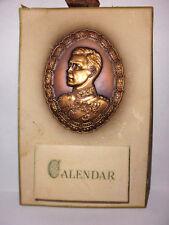 Vintage Rare King Edward VIII  Original 1937 Calendar Duke of Windsor