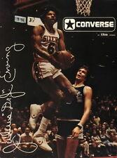 "029 Julius Erving - Dr. J NBA Basketball MVP Stars 14""x19"" Poster"