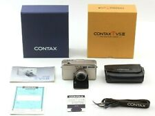 【MINT+  in Box】Contax TVS III 35mm Point & Shoot Film Camera from JAPAN 295