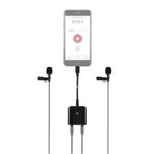 Rode SC6-L Mobile Interview Kit for Apple iOS Devices
