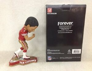 Colin Kaepernick San Francisco 49ers Kaepernicking Bobblehead