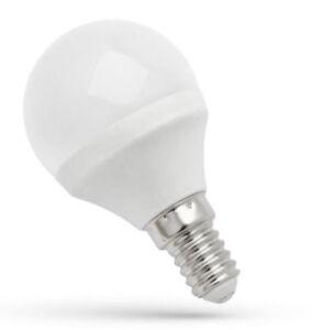LED 6W E14 Glühbirne Leuchtmittel Birne Lampe Warmweiss Globe bulb leuchte Weiß