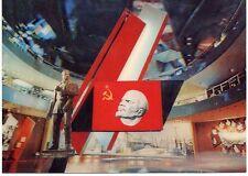 1970 Soviet Pavilion EXPO-70 Osaka Japan 3D Stereo Lenticular  postcard