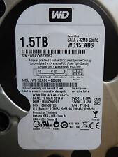 Western Digital WD 15 eads - 00s2b0 | DCM: hbrchv 2ab | 17 mar 2014 | 1,5 TB