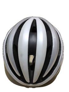 Giro Cinder MIPS 55-59cm Medium GH140 Bicycle Helmet White/Grey Road Unisex