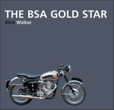 BSA Gold Star Book History Racing Photos Rocket GoldStar Cafe Racer Classic Bike