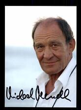 Michael Mendl Autogrammkarte Original Signiert # BC 99974