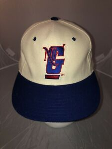NWOT NFL NY New York Giants New Era 5950 Fitted Hat size 7 1/8