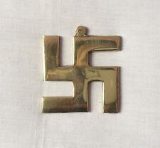 """Swastika Sign Hindu Ritual Wall Hanging 2""""H"""