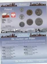 Muntset Kon.Ned.Munt Europe UNC - Poland