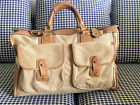 Marley Hodgson Original Ghurka Bag No 2 Express Premium Cotton Twill & Leather