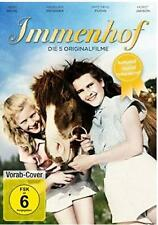 Immenhof - Die 5 Originalfilme (2016), 3 DVDs in dieser Box, Neu OVP !!!