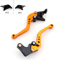 Short Brake Clutch Levers For Ducati 999 749 1198 S/R 1098 848 S4RS Aprilia GU B