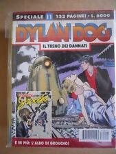 DYLAN DOG Speciale n°11 con albetto allegato Edizione Bonelli    [G363]