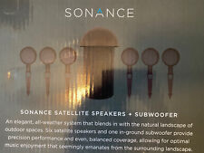 Sonance MAG Series 6.1 Outdoor Streaming Sound System [No Amp Read Description]