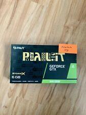 [NEU] Palit Geforce GTX 1660 Super StormX  6GB Grafikkarte