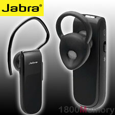 Jabra Classic Bluetooth Wireless Headset for iPhone 6 Galaxy S6 Note 5 Black