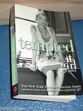 Tempted (IT GIRL)  by Cecily von Ziegesar FREE SHIPPING 9780316025089