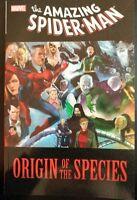SPIDER-MAN: Orgin of the Spicies (TPB Trade Paper Back) (MARVEL) ~ VF/NM Book
