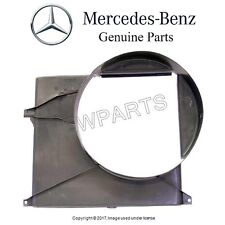 NEW Mercedes W163 ML320 ML350 Cooling Fan Shroud Between Radiator And Engine OES