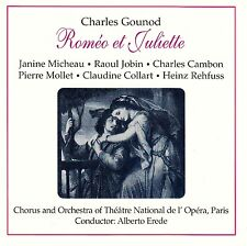 Charles Gounod: Romeo et Juliette/2 CD-Set-come nuovo