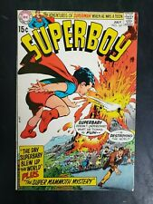 Superboy #167 DC Comics July 1970 Silver Age! FN 6.0! 20% OFF!
