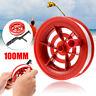 Outdoor Kite Reel Handle Winder Grip Wheel +100M Flying Line String Tools