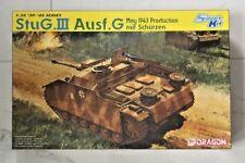 DRAGON 1/35 WW II GERMAN SD.KFZ.167 STUG IV LAST PROD.TANK SMART KIT # 6578 F/S