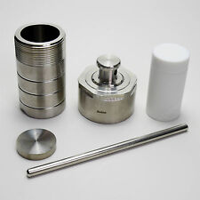 50mlptfe Lined Hydrothermal Synthesis Reactorstainless Steel Tank