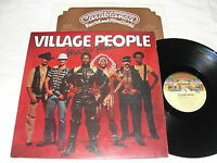 "Village People ""Macho Man"" 1978 Pop LP, Nice EX!, Original Casablanca Pressing"