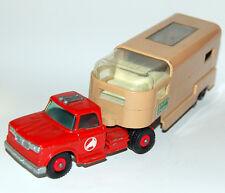 Matchbox King Size - Articuled Horse Van